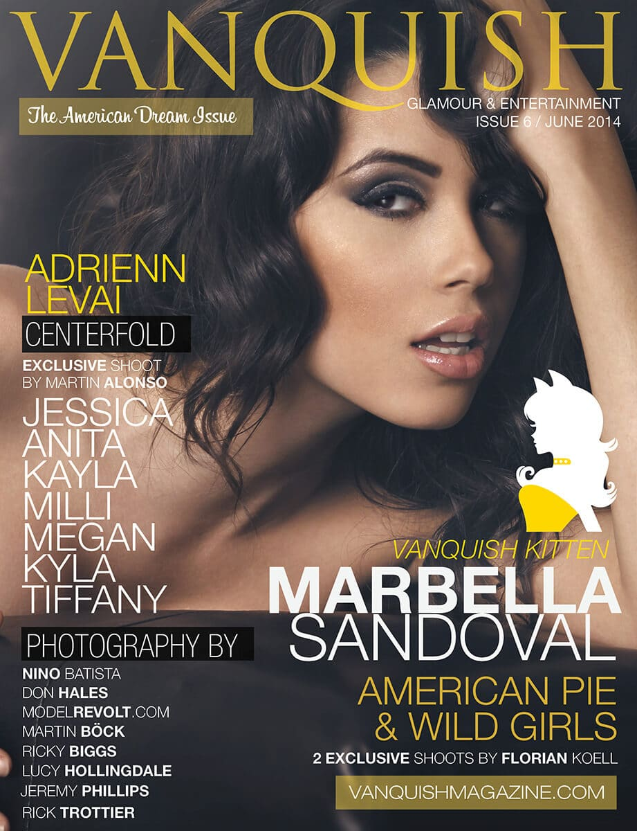 Vanquish Magazine - Issue 6 Cover