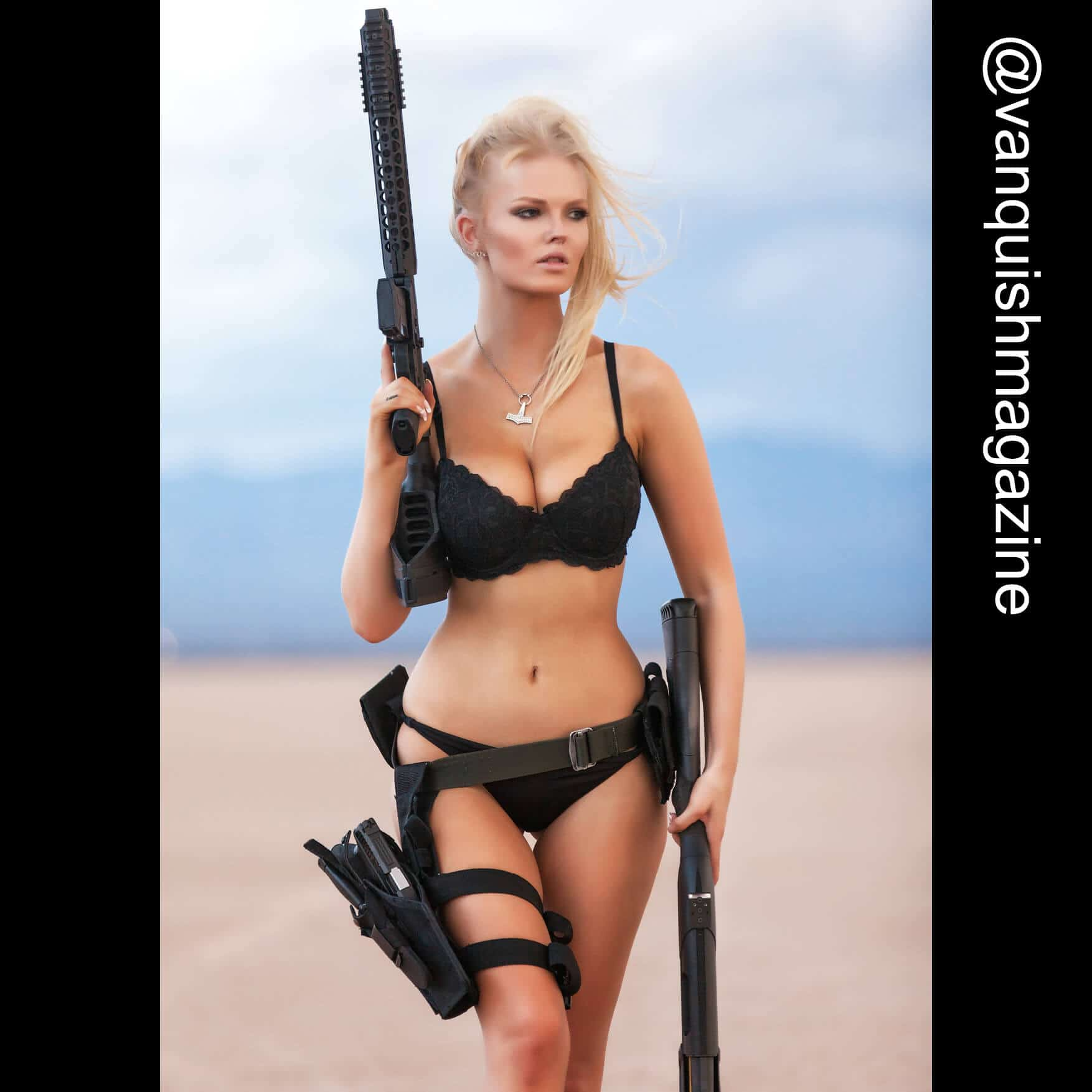 Girls with Guns | Euro Palace Casino Blog