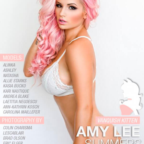 Vanquish Magazine Amy Lee Summers Vanquish Magazine