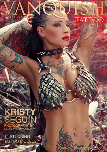 Tattoo Issue 2 - Kristy Seguin