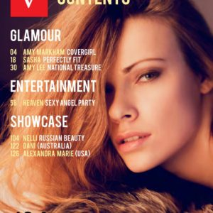 Vanquish Magazine – October 2013 – Amy Markham