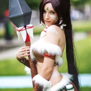 Heroes and Villains of Cosplay – Issue 1
