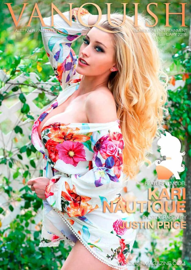 Vanquish Magazine – February 2016 – Kari Nautique