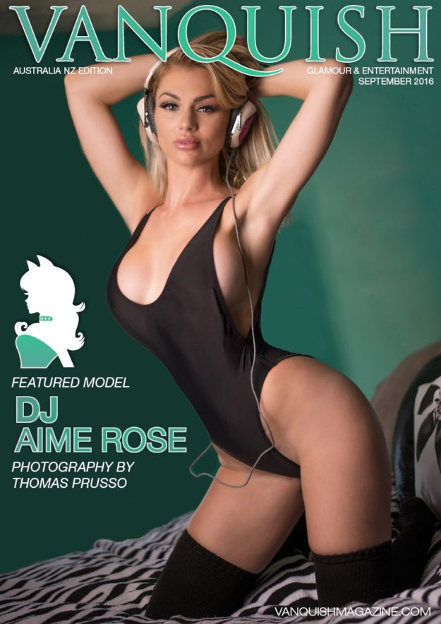 September 2016 – DJ Aime Rose