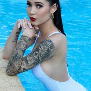 Vanquish Tattoo Magazine – September 2017 – Charise Jeanine