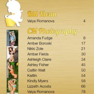 Vanquish Magazine – IBMS Costa Rica – Part 9 – Valya Romanova