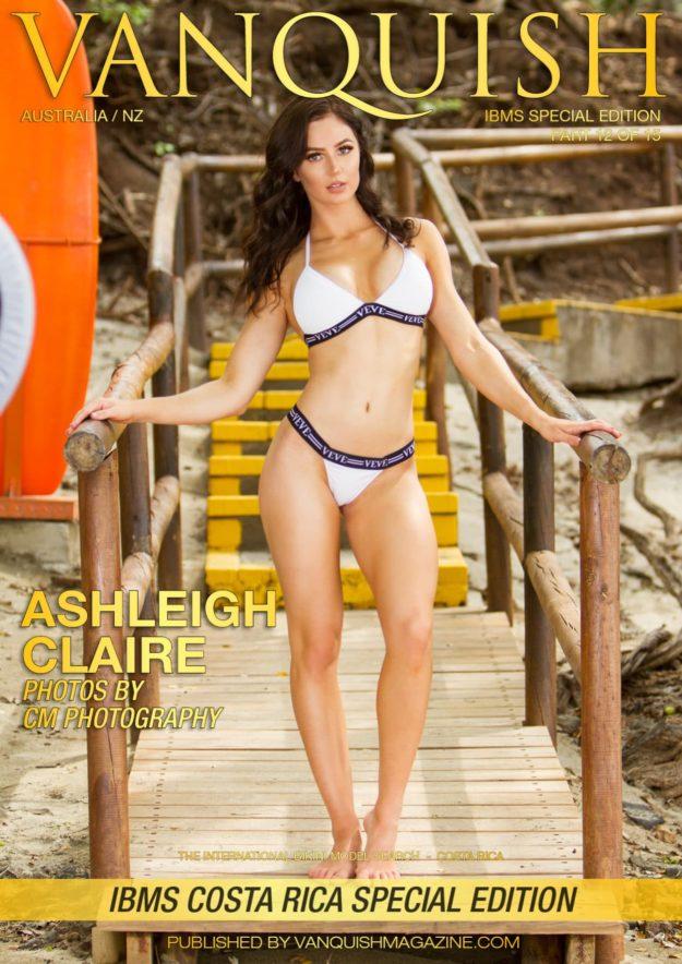 Vanquish Magazine – IBMS Costa Rica – Part 12 – Ashleigh Claire