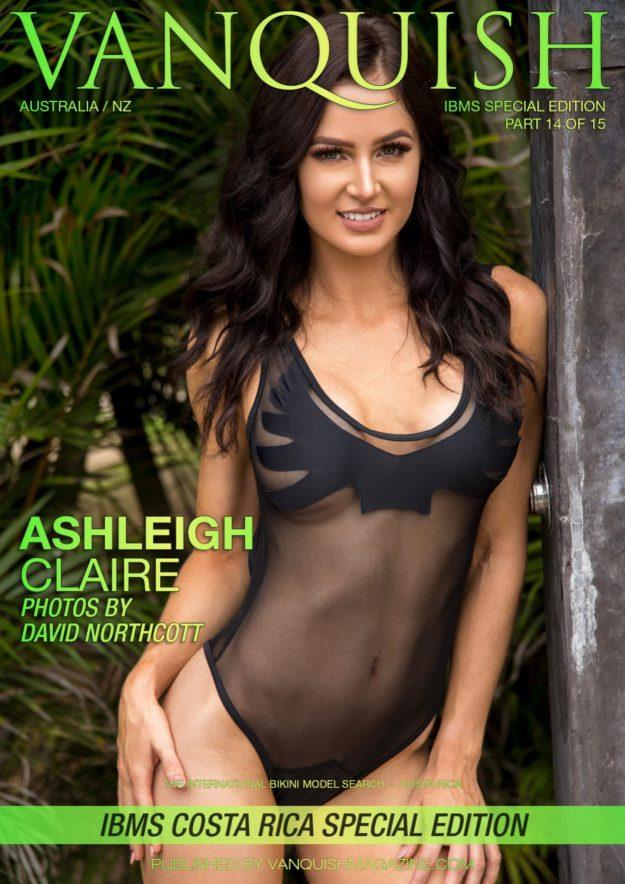 Vanquish Magazine – IBMS Costa Rica – Part 14 – Ashleigh Claire