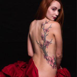 Vanquish Tattoo – August 2018 – Sheridan Smith