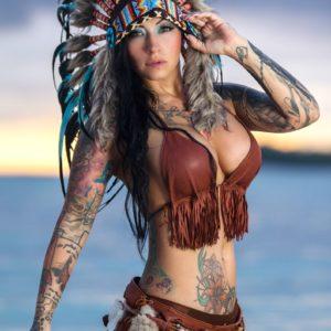 Vanquish Tattoo Magazine – March 2016 – Alysha Sidaway