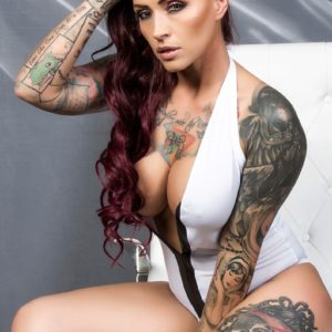 Vanquish Tattoo Magazine – March 2017 – Venus Starr