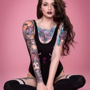 Vanquish Tattoo Magazine – July 2017 – Sammie Jane