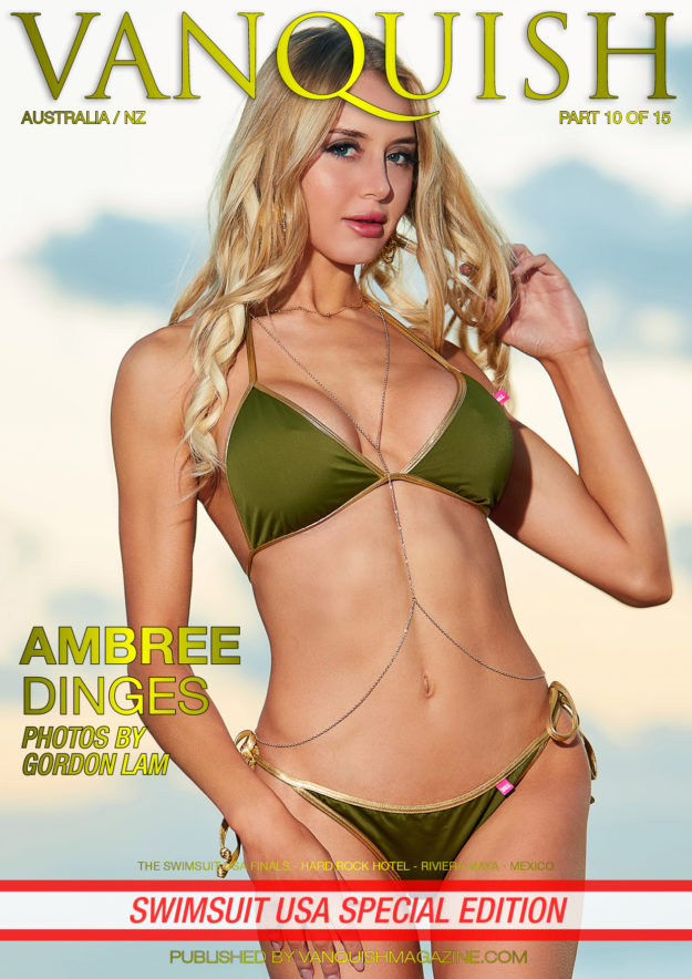 Vanquish Magazine – Swimsuit USA – Part 10 – Ambree Dinges