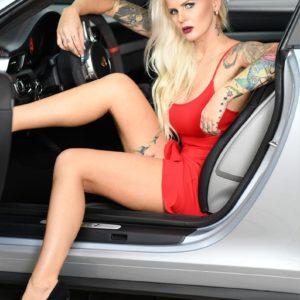 Vanquish Tattoo – April 2019 – Sheridan Smith
