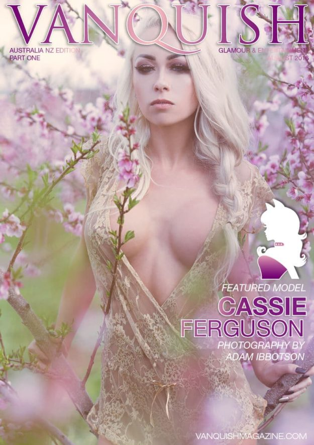 August 2016 – Cassie Ferguson
