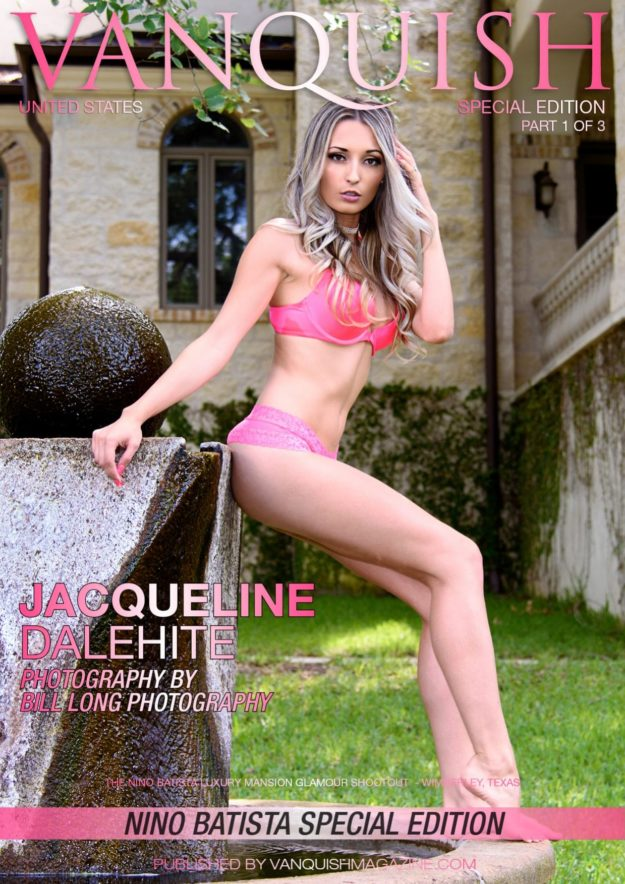 Vanquish – Nino Batista Mansion Shootout Part 1 – Jacqueline Dalehite