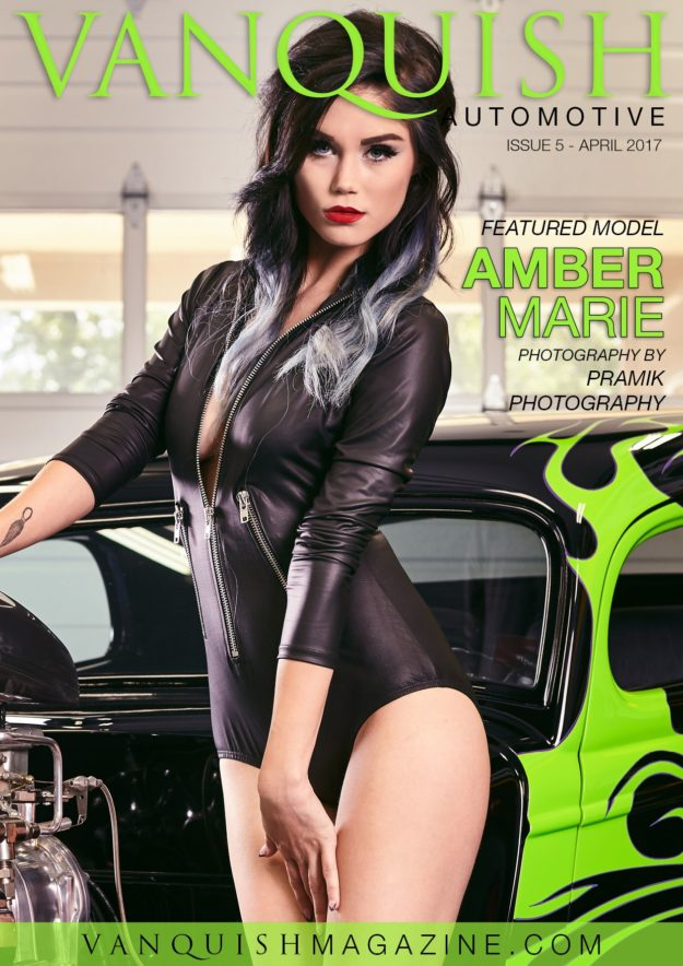 Vanquish Magazine – April 2017 – Amber Bernstein