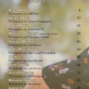 Vanquish Magazine – April 2018 – Manuela Quistelli