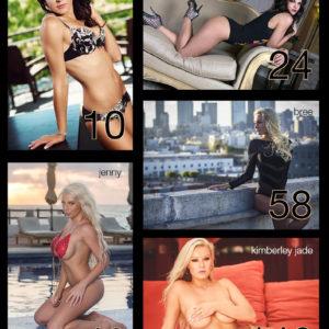 Vanquish Magazine – August 2014 – Ildiko Ferenczi