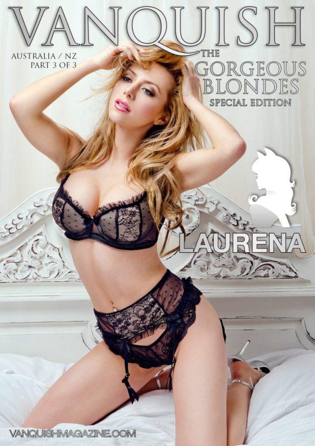 Vanquish Magazine – Gorgeous Blondes – Laurena