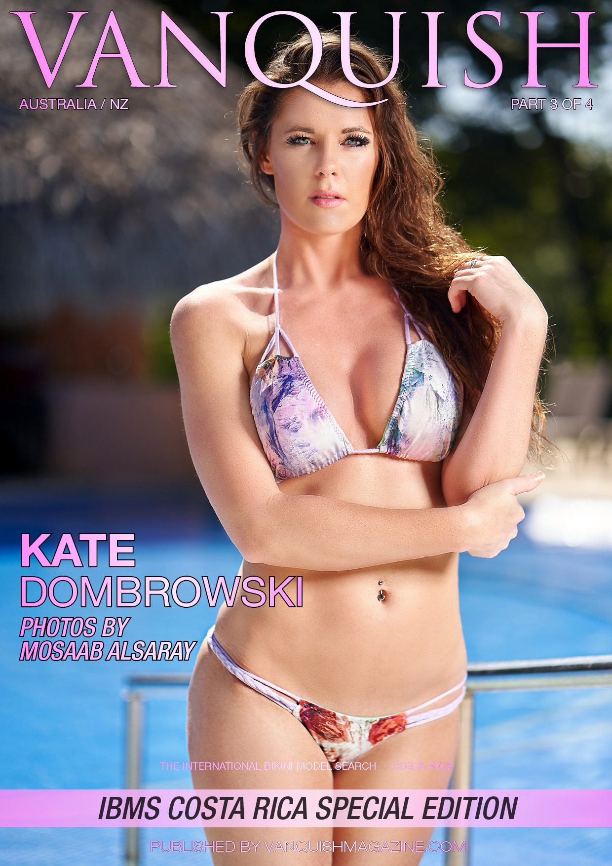 Vanquish Magazine – Ibms Costa Rica – Part 3 – Kate Dombrowski