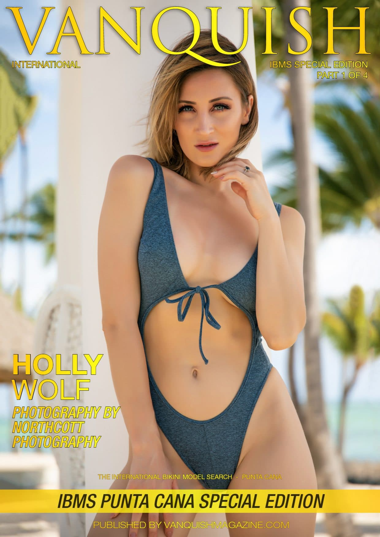 Vanquish Magazine – Ibms Punta Cana – Part 1 – Holly Wolf