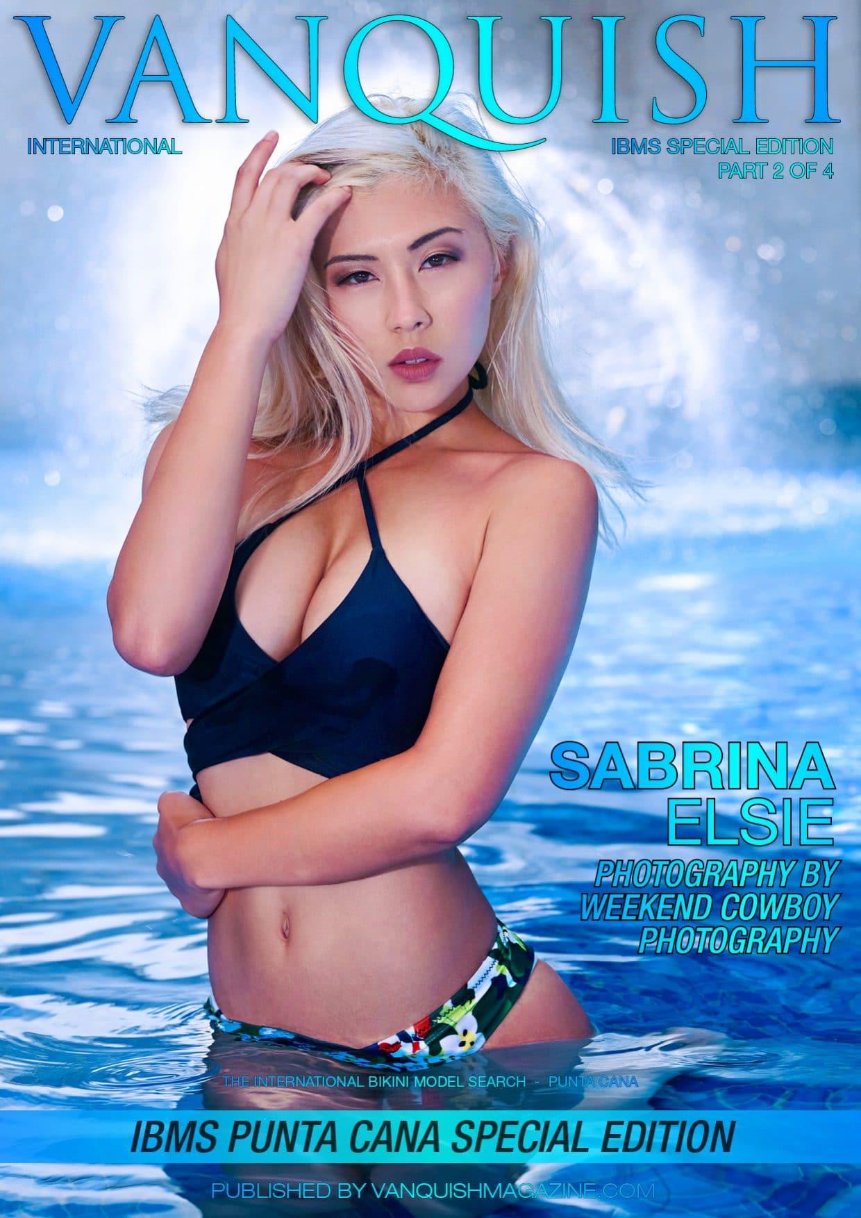 Vanquish Magazine – Ibms Punta Cana – Part 2 – Sabrina Elsie