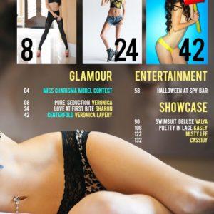 Vanquish Magazine – January 2014 – Veronica Lavery
