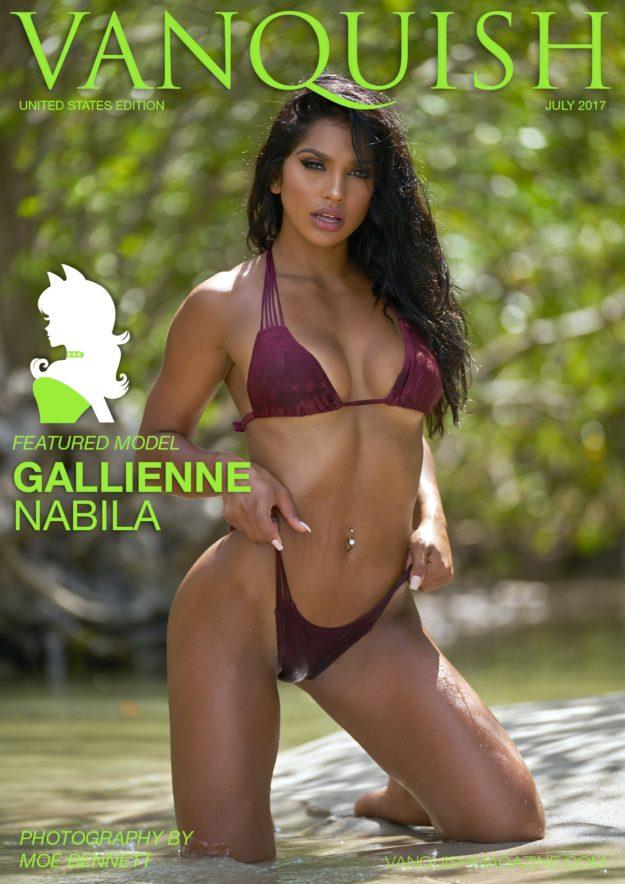 Vanquish Magazine – July 2017 – Gallienne Nabila