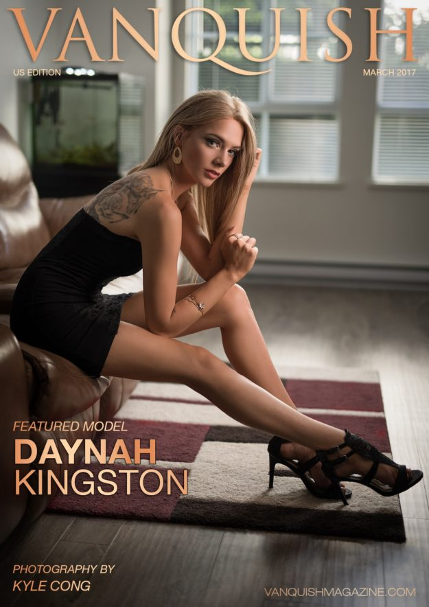 Vanquish Magazine – March 2017 – Daynah Kingston