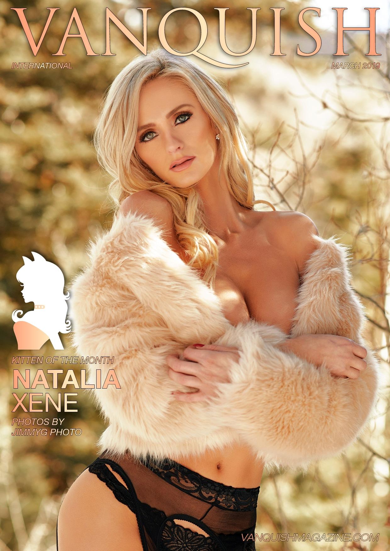 Vanquish Magazine – March 2019 – Natalia Xene