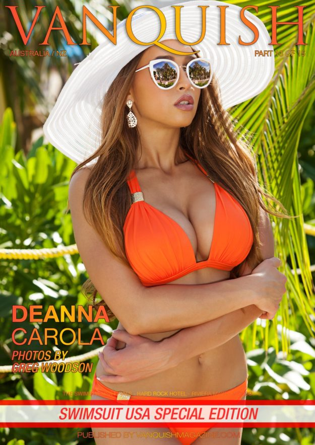 Vanquish Magazine – Swimsuit USA – Part 13 – Deanna Carola