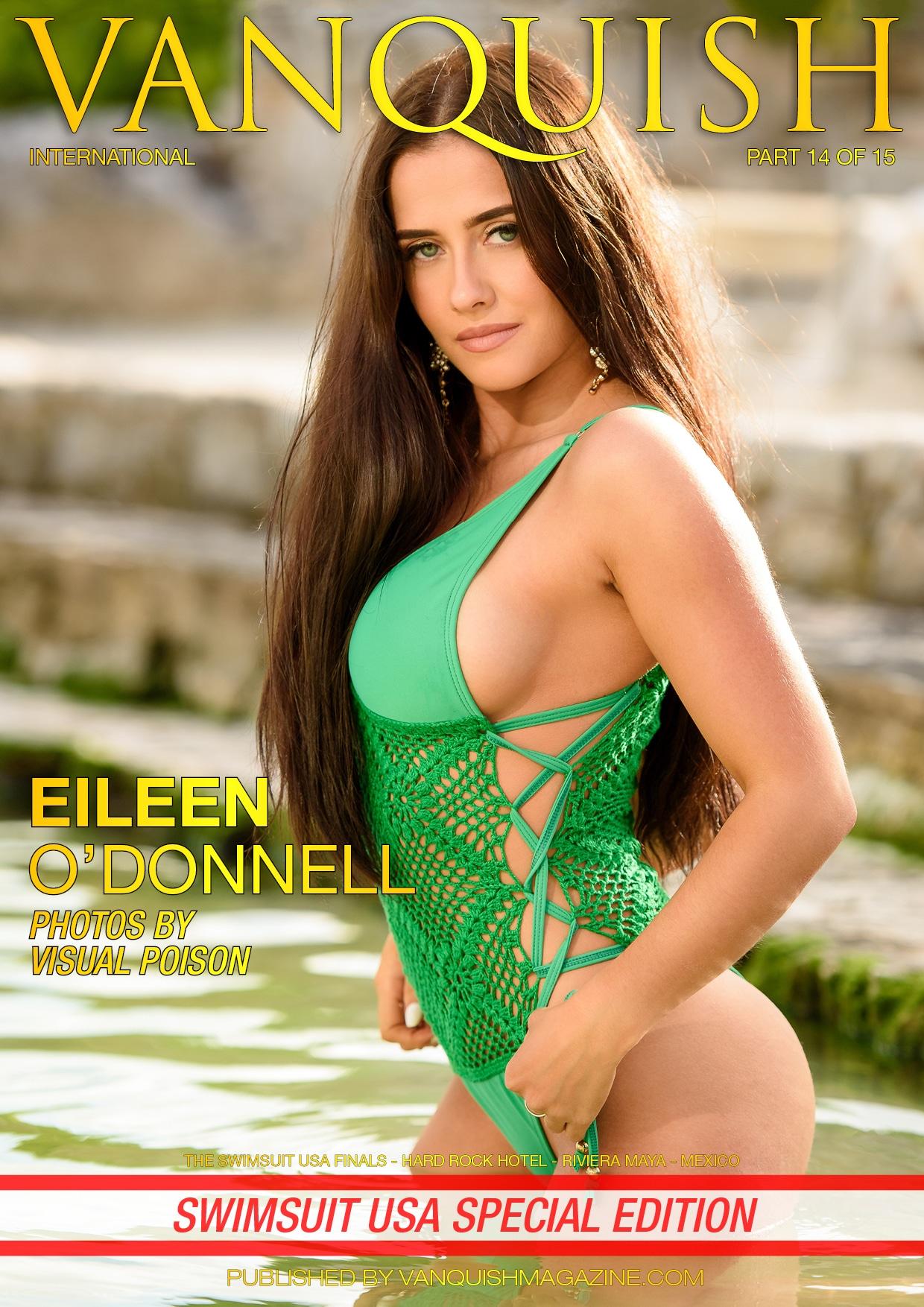 Vanquish Magazine – Swimsuit Usa – Part 14 – Eileen O'donnell
