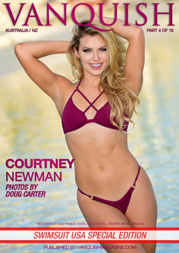 Vanquish Magazine – Swimsuit Usa – Part 4 – Courtney Newman