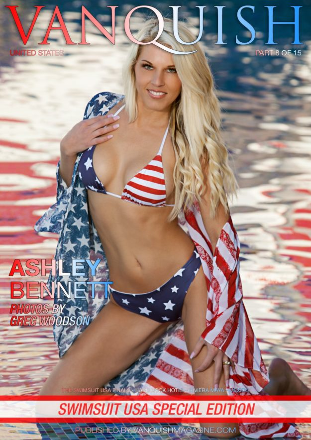 Vanquish Magazine – Swimsuit Usa – Part 8 – Ashley Bennett