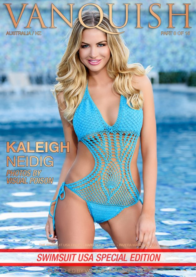 Vanquish Magazine – Swimsuit Usa – Part 8 – Kaleigh Neidig