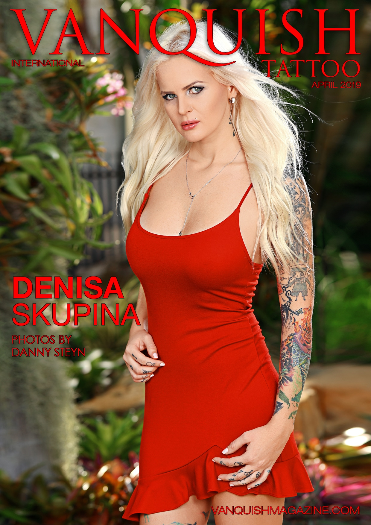 Vanquish Tattoo – April 2019 – Denisa Skupina