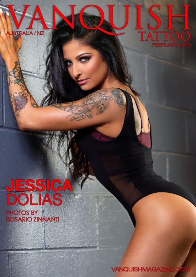 Vanquish Tattoo – February 2019 – Jessica Dolias