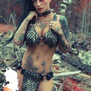 Vanquish Tattoo Magazine – March 2016 – Alicia M Wallace