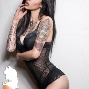 Vanquish Tattoo Magazine – March 2016 – Alysha Sidaway
