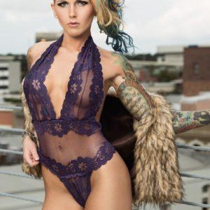 Vanquish Tattoo Magazine – October 2015 – Lauren Kuvent
