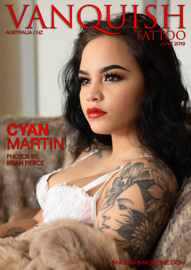 Vanquish Tattoo – June 2019 – Cyan Martin