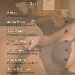 Vanquish Magazine – November 2019 – Kim Lu