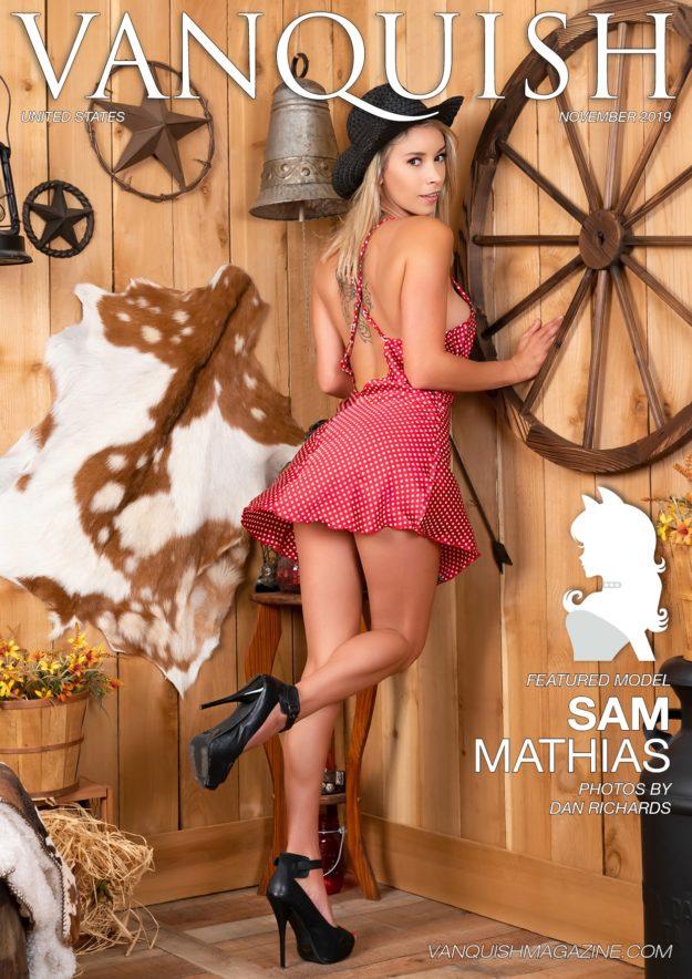 Vanquish Magazine – November 2019 – Sam Mathias
