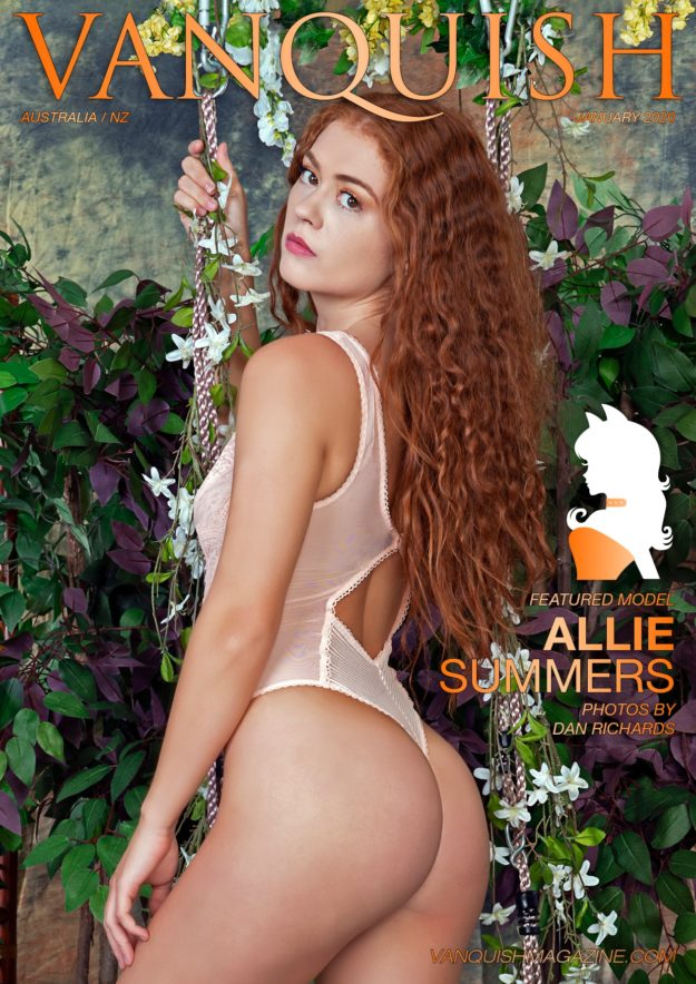 Vanquish Magazine – January 2020 – Allie Summers