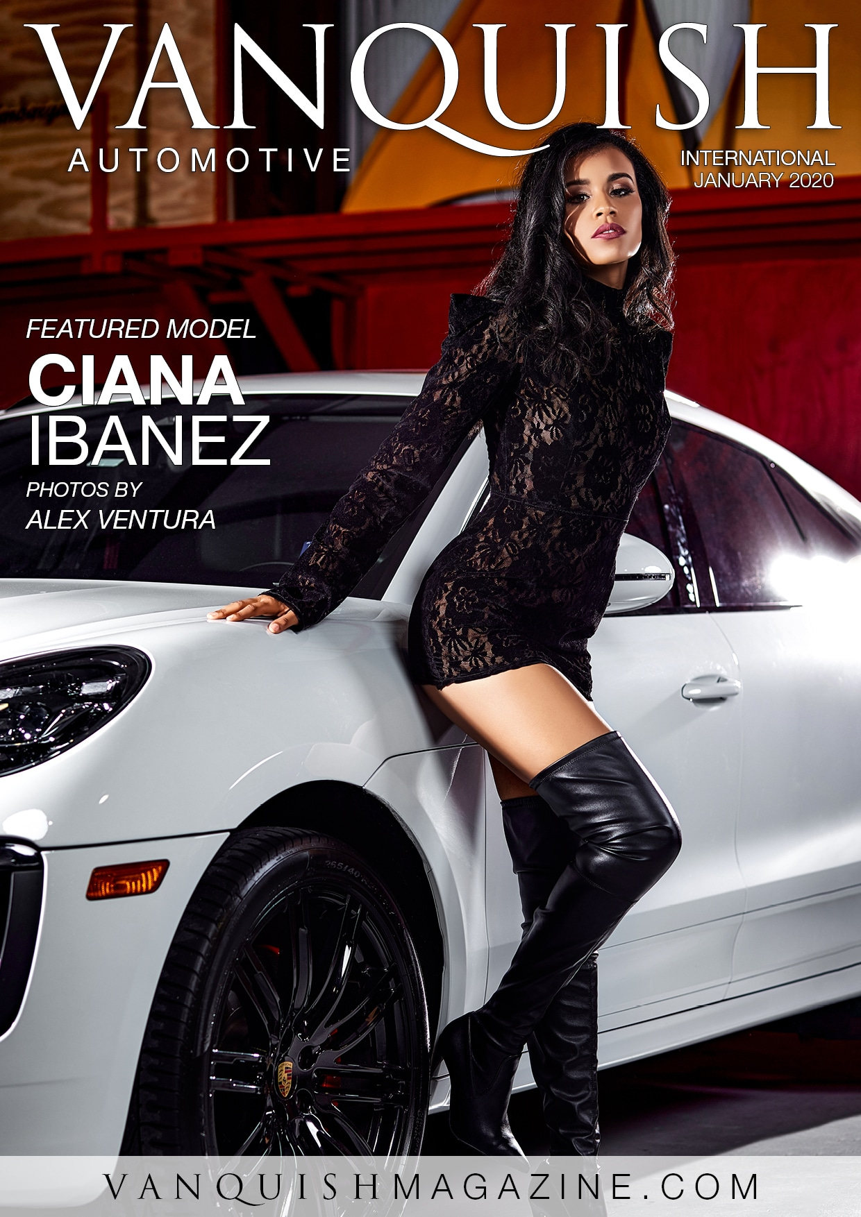 Vanquish Automotive – January 2020 – Ciana Ibanez