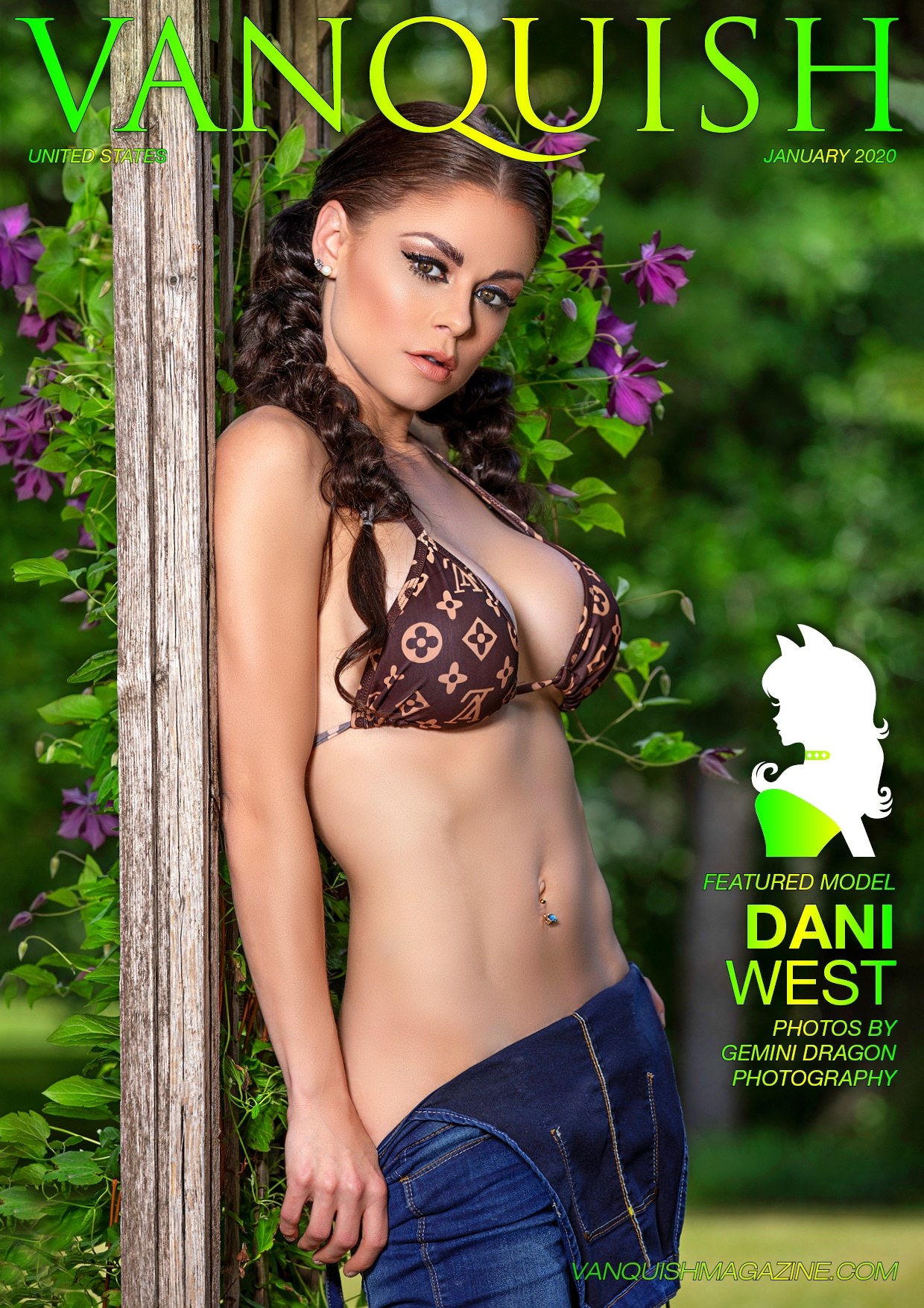Vanquish Magazine – January 2020 – Dani West