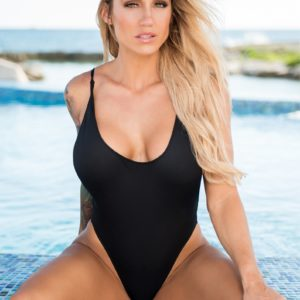 Vanquish Magazine - Swimsuit USA 2018 - Part 1 - Aysia Watson 2