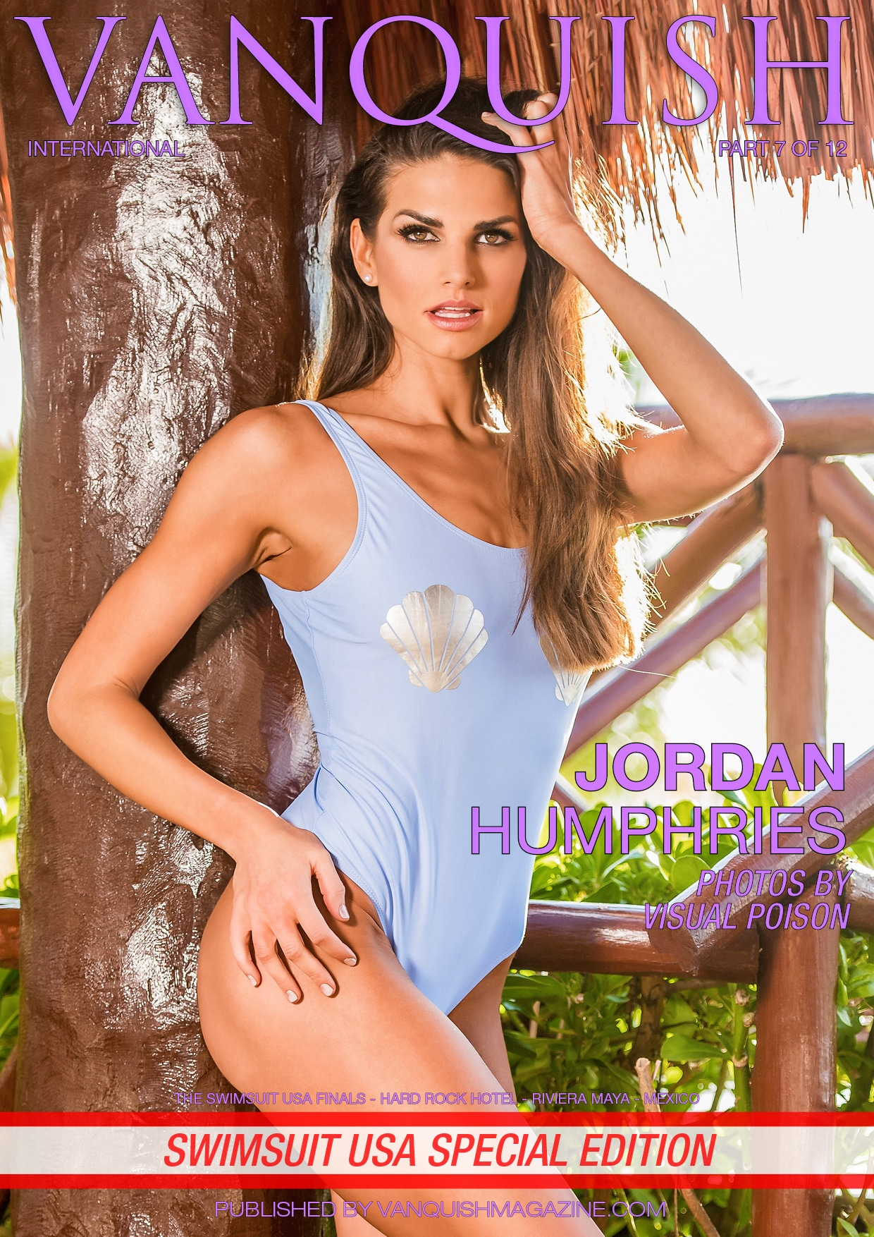 Vanquish Magazine – Swimsuit Usa 2018 – Part 7 – Jordan Humphries