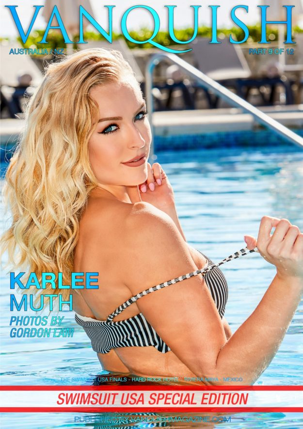 Vanquish Magazine – Swimsuit Usa 2018 – Part 9 – Karlee Muth